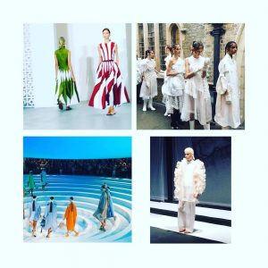 London fashion week favourites jasperconran simonerocha anyahindmarch and newcomer robertswoodshellip