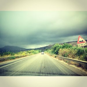 Not always sunny We live in the mountains sicily travelhellip