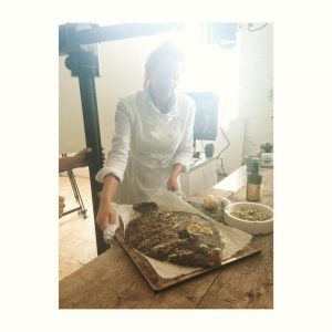 Day 2 sofiechefdumont is preparing a wonderful brill fish forhellip