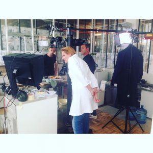 Filming for our most elegant rocknroll chef sofiechefdumont! ghent onsethellip