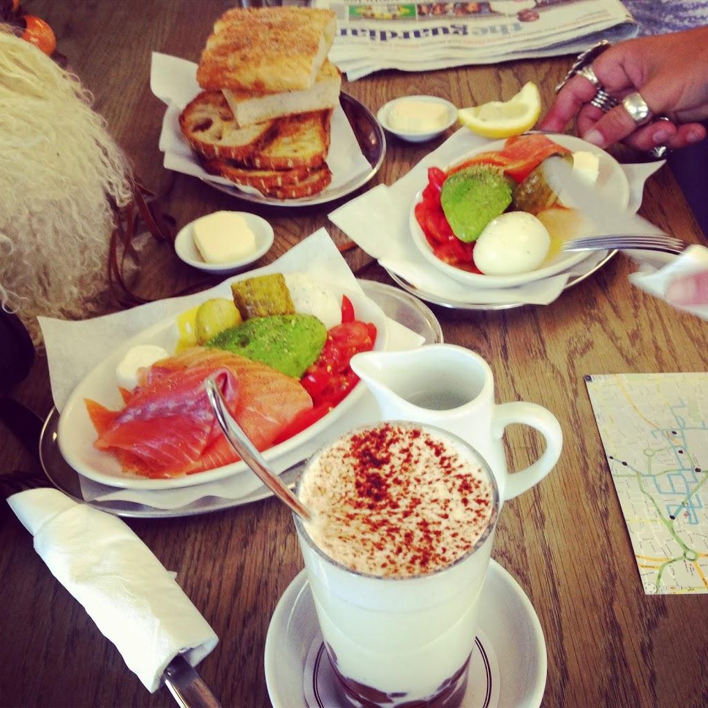 Cafe Redchurch Street