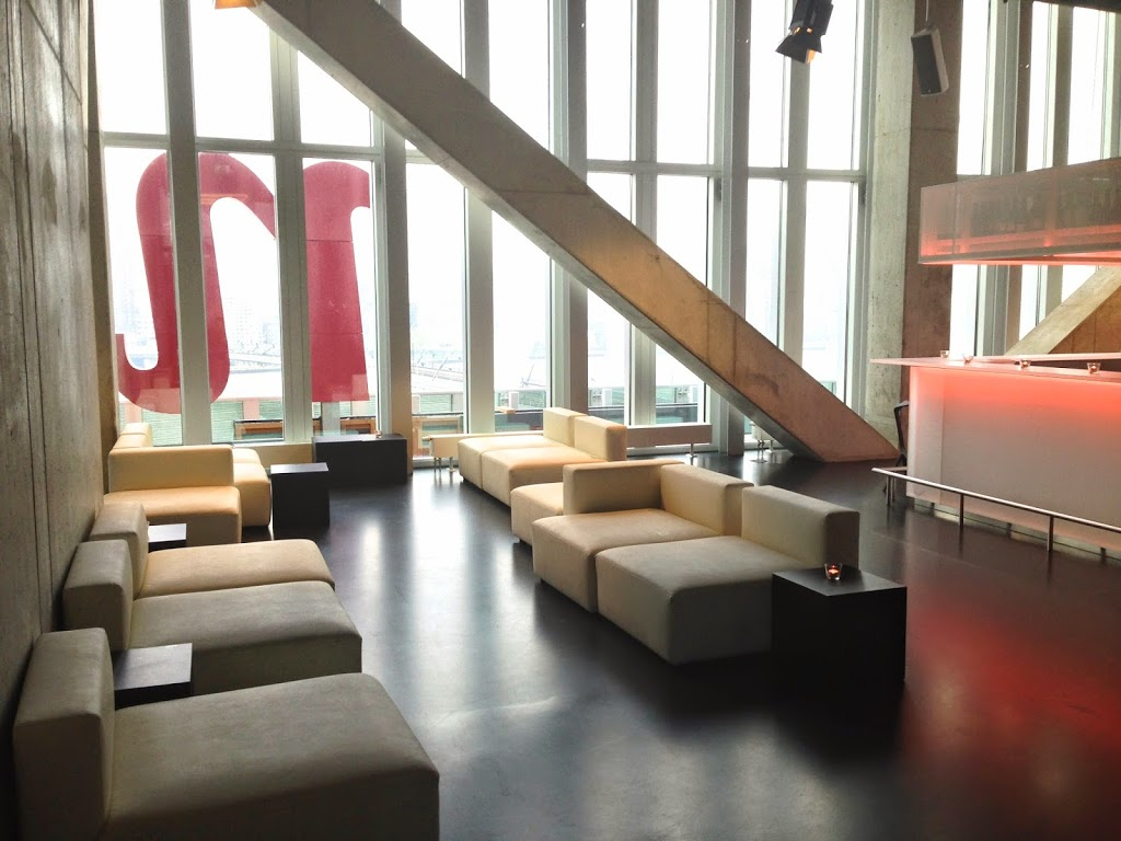 NHow hotel Rotterdam review The squid Stories visit by Kate Stockman 2014 Eastpak Aminimal Tour
