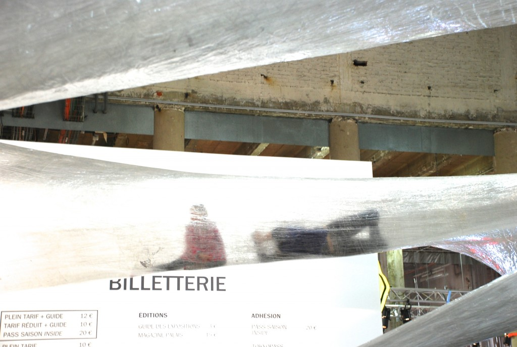 12 Palais de Tokyo INSIDE by The Squid Stories blog Kate Stockman reports on contemporary culture
