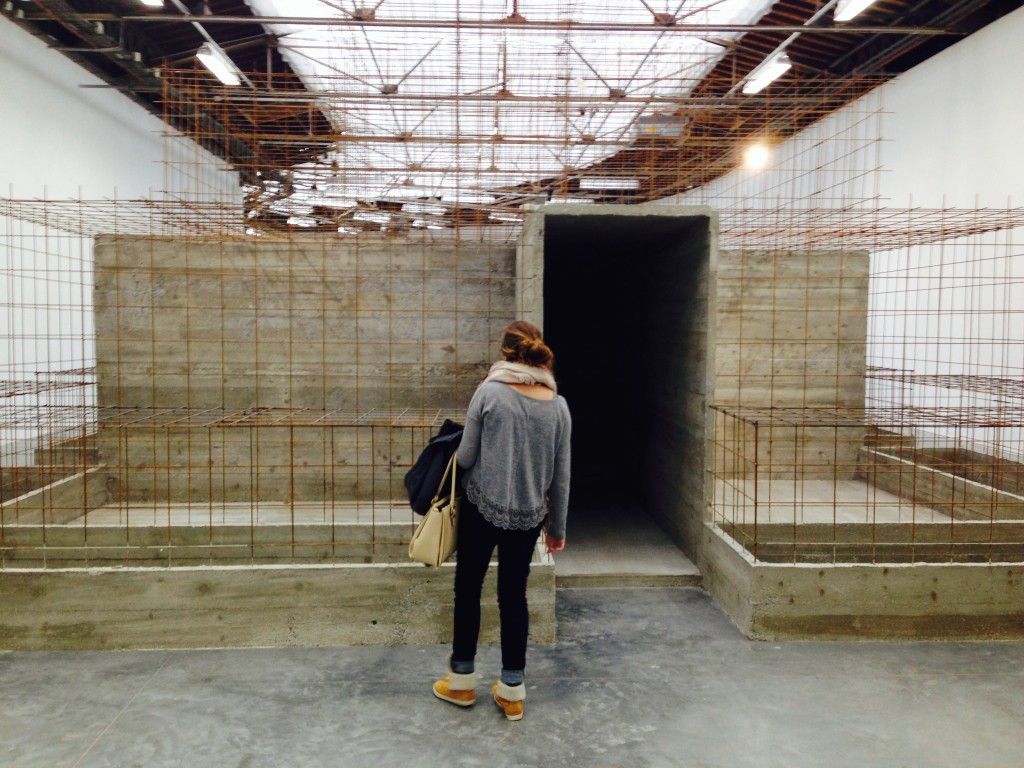 14 Palais de Tokyo INSIDE by The Squid Stories blog Kate Stockman reports on contemporary culture