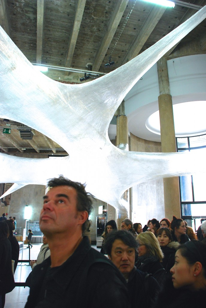 4 Palais de Tokyo INSIDE by The Squid Stories blog Kate Stockman reports on contemporary culture