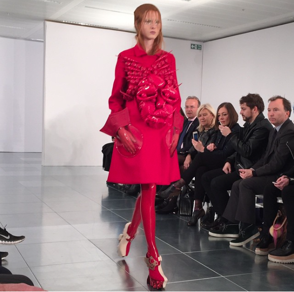 2 The Squid Stories image of the day #8, Maison Martin Margiela
