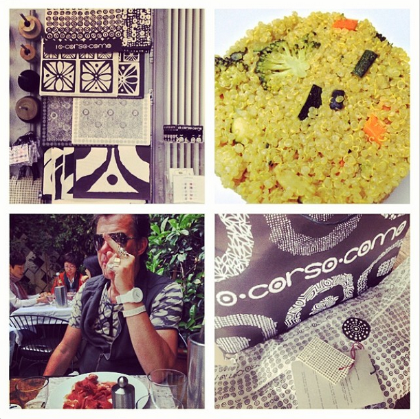 Instagram The Squid Stories 2014 Best of_Food DRINKS Corso Como Milan