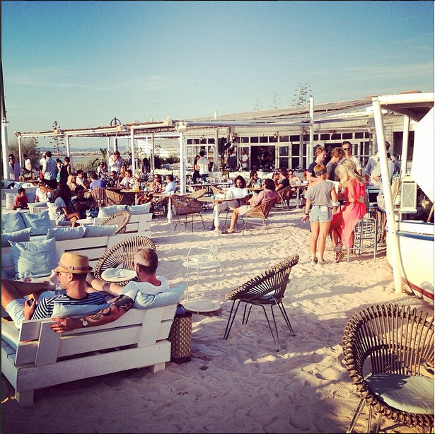 Instagram The Squid Stories 2014 Best of_Food DRINKS Experimental beach Club Ibiza