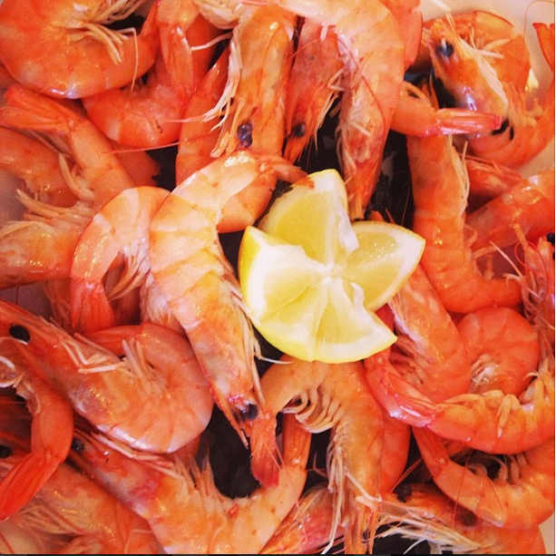 Instagram The Squid Stories 2014 Best of_Food La Tourelle France