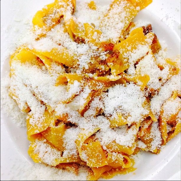 Instagram The Squid Stories 2014 Best of_Pasta at Lambrata Milan