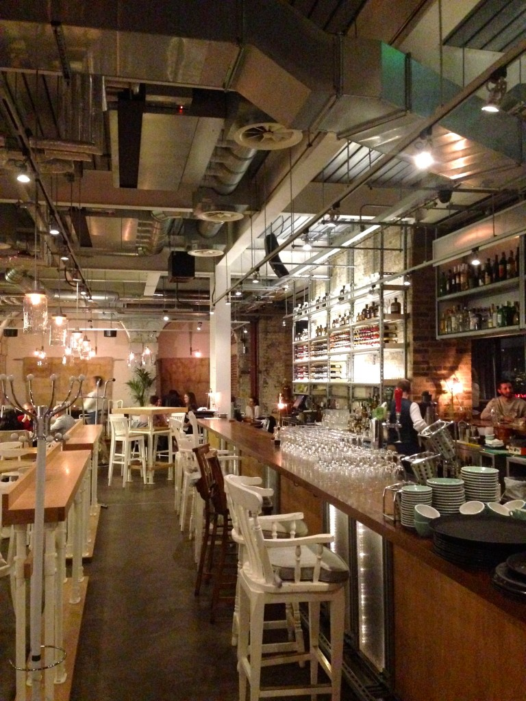4 The Grain Store, a splendid veg-centric restaurant in London