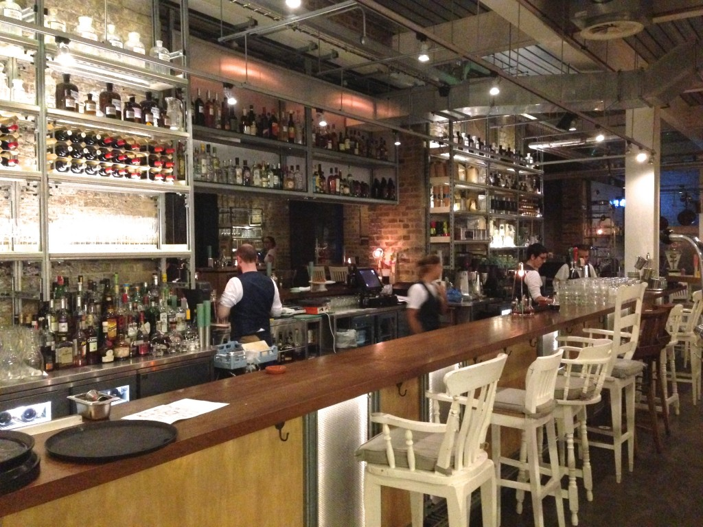 6 The Grain Store, a splendid veg-centric restaurant in London
