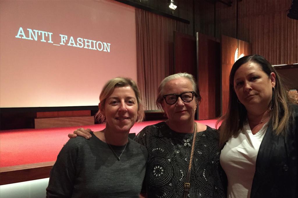 Kate Stockman, Li Edelkoort, Birgit heymans _post in The  Squid Stories blog