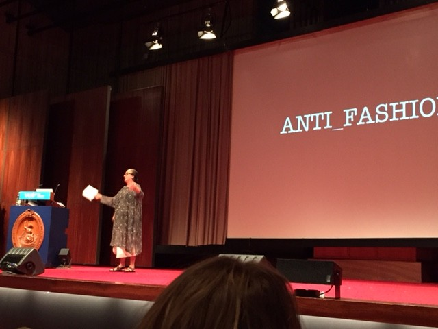 Presentation Anti Fashion in Amsterdam May 2015_post in The  Squid Stories blog