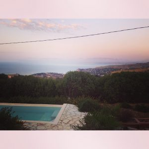 Another part of Sicily a new house for a weekhellip