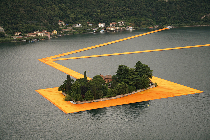 The Floating Piers by Christo_thesquidstories 1